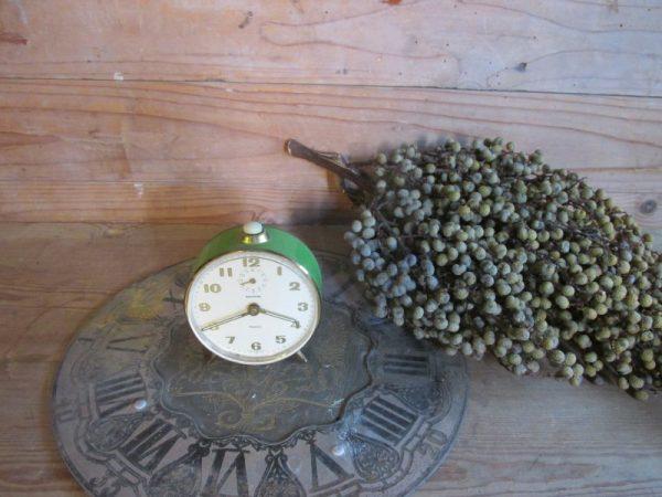 Oude groene wekker, Mauth repeto
