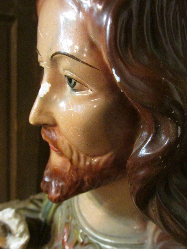 Heiligbeeld, Jezus een oude