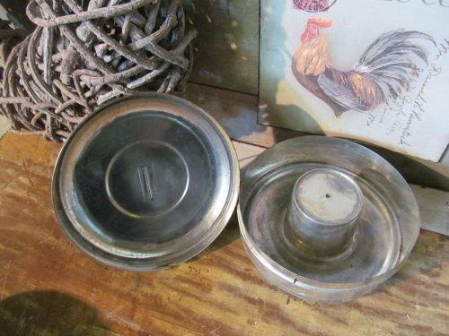 Oude aluminium ringvorm