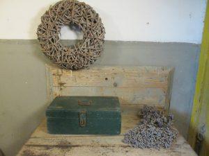 oude-houten-groene-kist