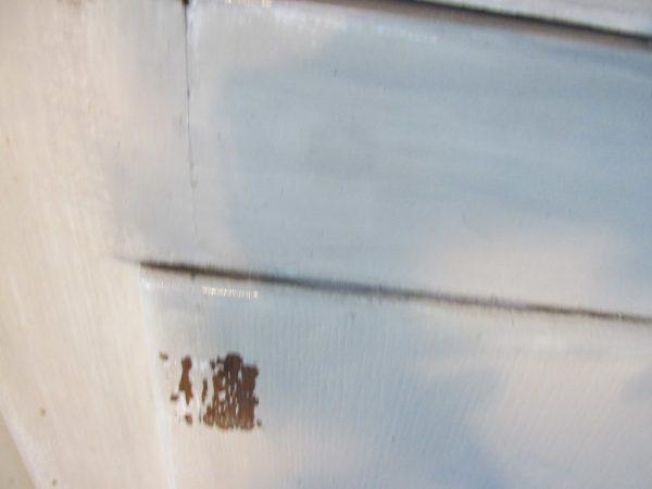 Brocant antiek kastje, grijzig