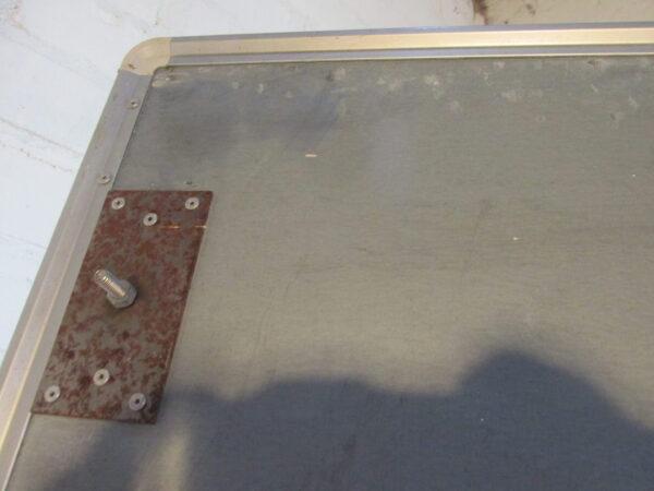 Vintage schoolbord uit Edam