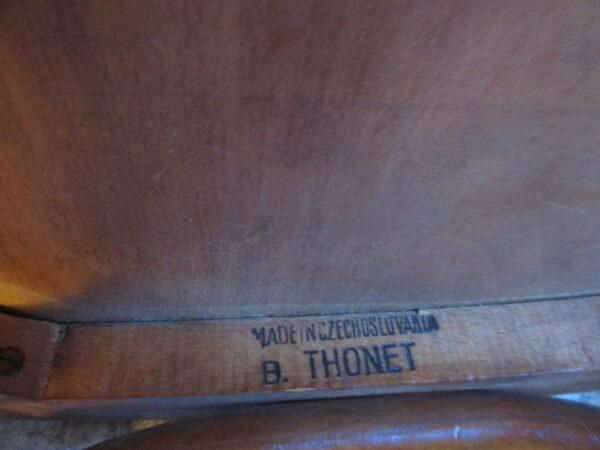 Originele Thonet café stoel