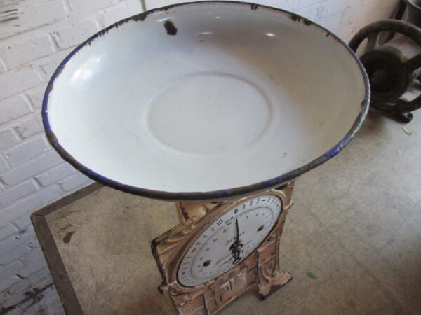 Oude Krups weegschaal tot 10 kilo