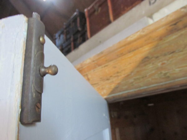 Antieke Biedermeier kast, demontabel
